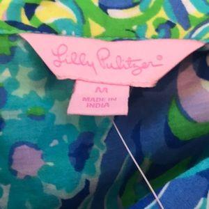 Lilly Pulitzer Tops - Lilly Pulitzer Jupiter Island Tunic